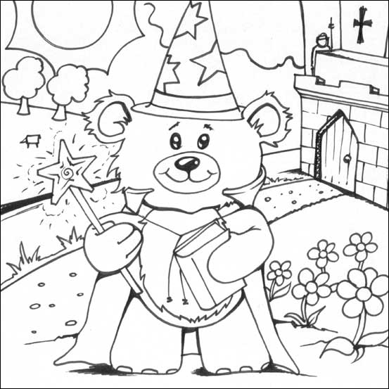 cool medium difficulty coloring pages - photo#1